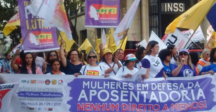Cerco às mulheres: reforma trabalhista impõe perdas históricas à luta feminista e ao país